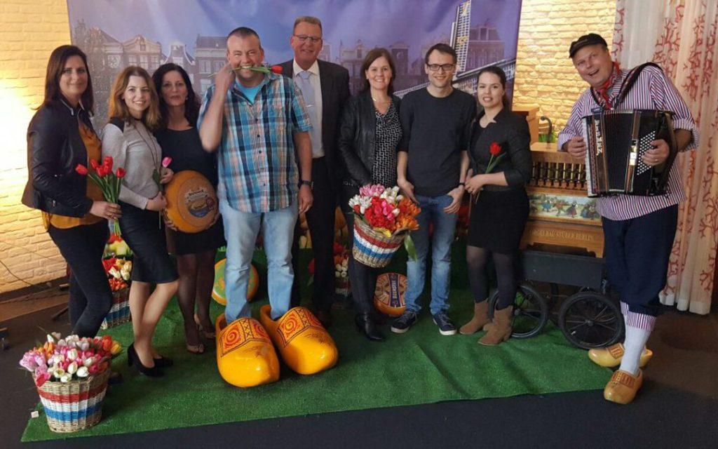 Holland in een notendop draaiorgel hollands entertainment dutch theme