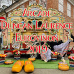 Eurovision 2019 Duncan Laurence Arcade Netherlands draaiorgel