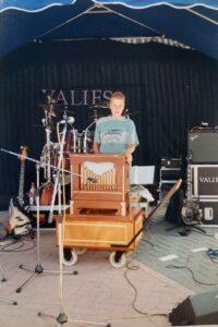 Hiddo van Os draaiorgel orgelman accordeonist draaiorgelverhuur huren te huur draaiorgeltje